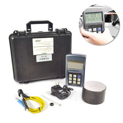 Portable Rebound Leeb Hardness Tester Meter Lcd Display Dy-10 For Metal Steel