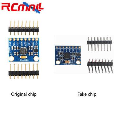 10pcs Gy-521 Mpu-6050 6dof Accelerometer Sensor Gyroscope Module For Arduino