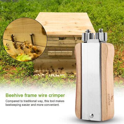 Beekeeping Bee Hive Frame Wire Crimper Tensioner Equipments Tools For Beekeeper