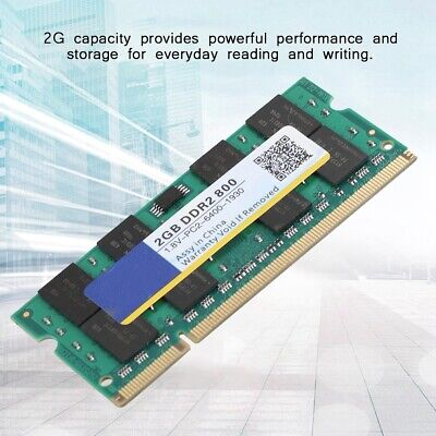 Xiede RAM 1GB 2GB DDR DDR2 400Mhz 800Mhz PC2-6400 PC-3200 Laptop Notebook Memory ()