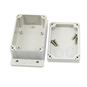 Waterproof Plastic Electronic Project Box Enclosure Case 3.94