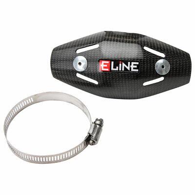E Line Carbon Heat Shield for FMF Megabomb / Megabomb Plus Header