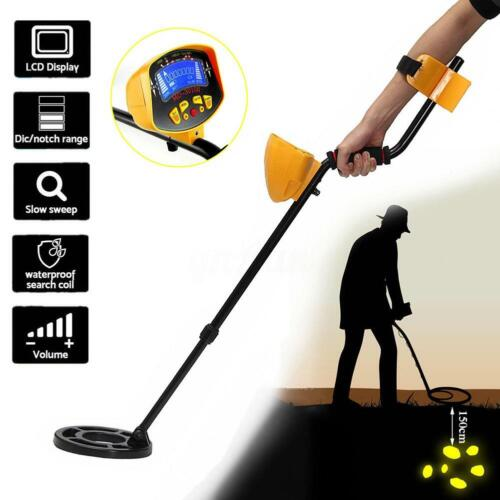 как выглядит Metal Detector Gold Digger Finder Deep Sensitive Light Hunter w/ LCD Display фото