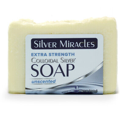 Colloidal Silver Extra Strength Soap MANUFACTURER DIRECT