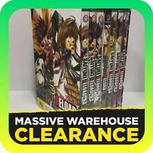 Saiyuki Reload DVD Box Collection Tullamarine Hume Area Preview