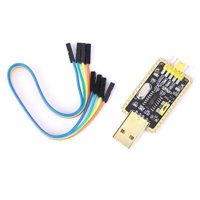 3.3v5v Serial Adapter Module Usb To Ttl Converter Ch340g Uart Power Light K