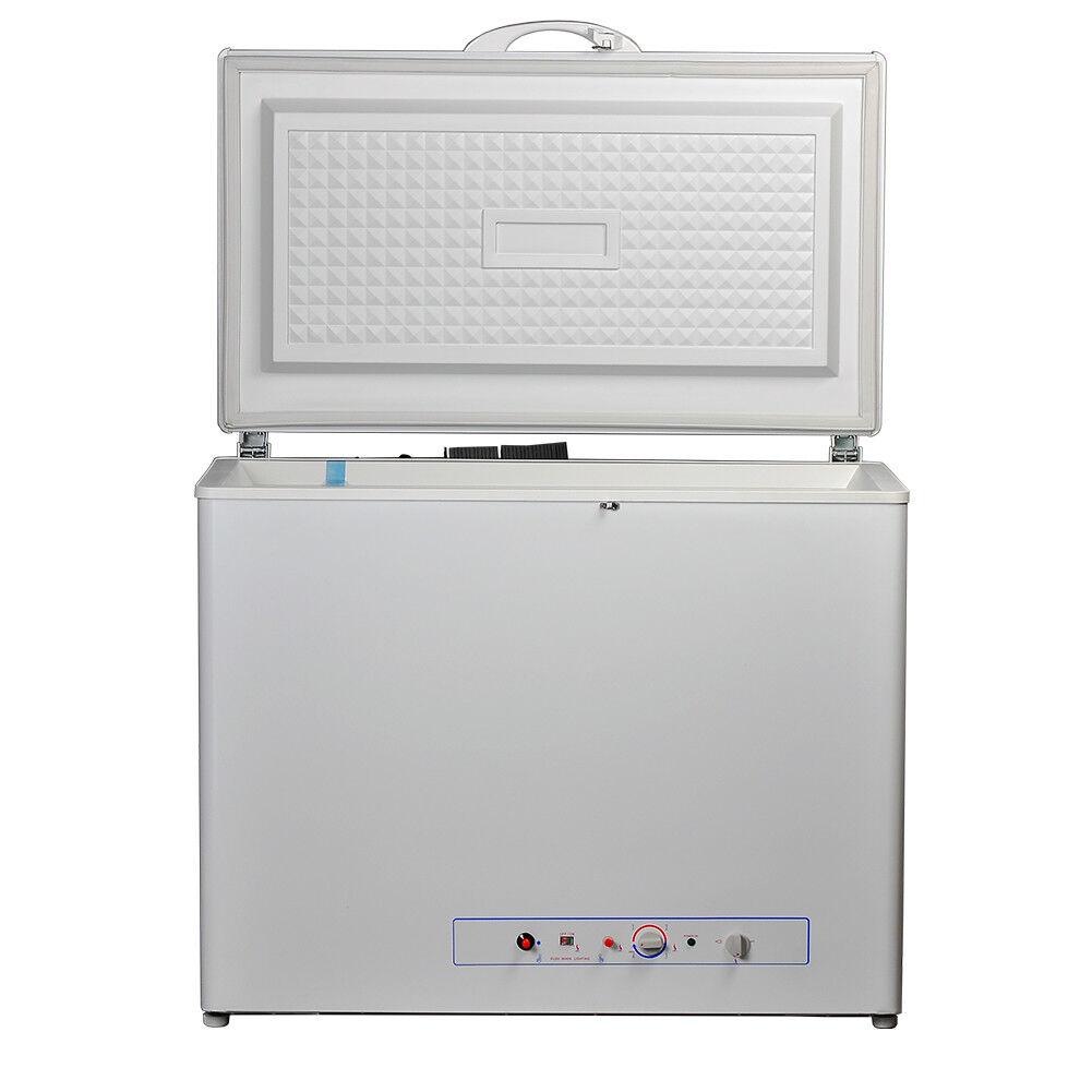 SMAD 5.5 Cu Ft Propane Freezer Chest Freezer 110V/ Off-Grid