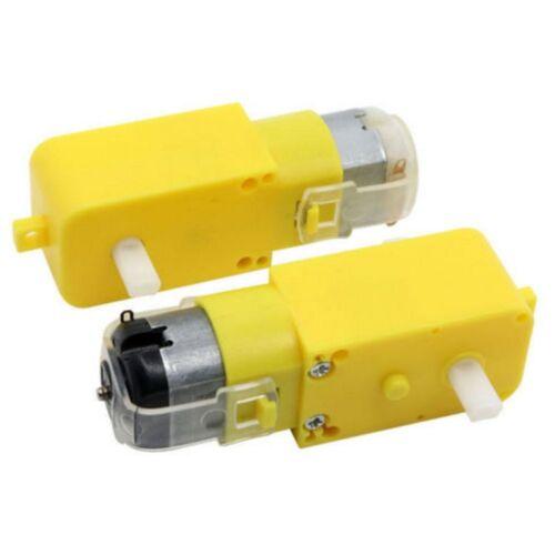 Pro eje de plástico tipo 60x solo doble reducción corona engranajes de gusano robot ukp