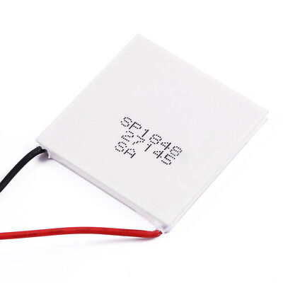 High Temperature Thermoelectric Power Generator Peltier Teg Module 40x40mm Good