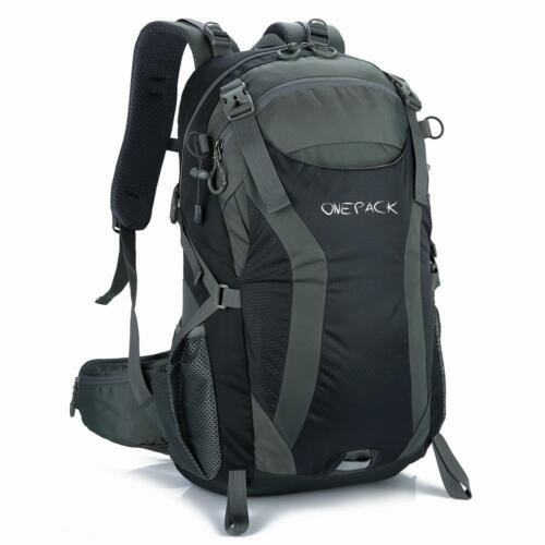 fe8bc230723c Details about Outdoor Camping Bag Waterproof Ultralight Hiking Backpack Men  Rucksack 42L