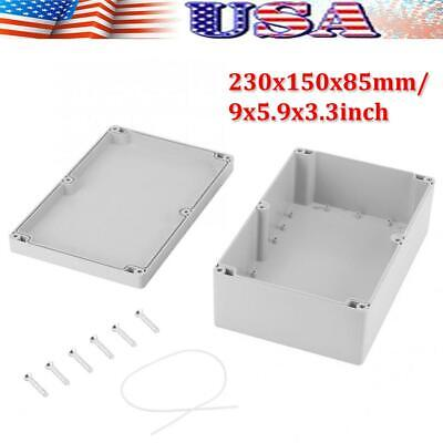 Waterproof Enclosure Project Case Diy Electric Cable Junction Box In/outdoor