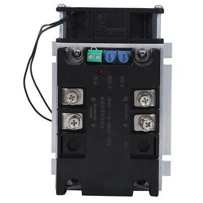 Aluminum Bottom Single/2-Phase Motor Soft Start Controller Module With