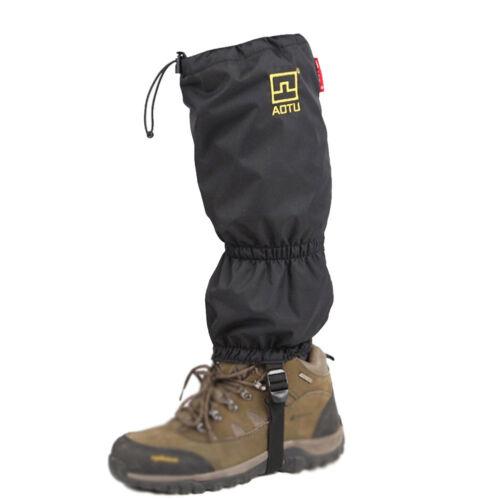 AUTO ghette impermeabili Sci alpinismo Arrampicata Alpinismo Protezione al W3M6