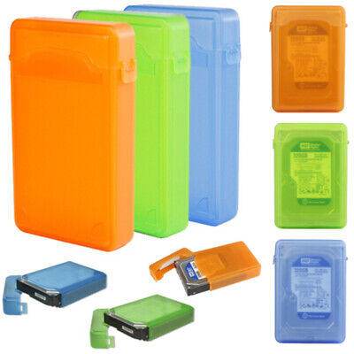 как выглядит For SATA IDE HDD Hard Disk Drive Storage Case 3.5 Inch Dustproof Protection Box фото