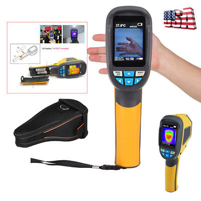 Ht-02d Handheld Ir Infrared Thermal Imaging Camera Thermometer -20 To 300