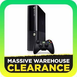 Microsoft Xbox 360 Slim E 250GB Console + Controller Tullamarine Hume Area Preview