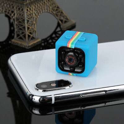 SQ11 Hidden DV DVR Camera Full HD 1080P Mini Car Dash Cam IR Night Vision RK987