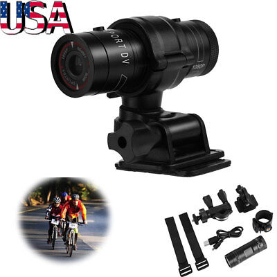 - Full HD 1080P DV Mini Sport Camera Motorcycle Bike Helmet Action DVR Video Cam