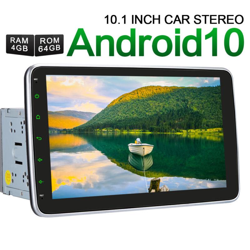 "Pumpkin 8 Core Double Din 10.1"" Android 10.0 Car Radio Stereo 4GB 64GB GPS WIFI"