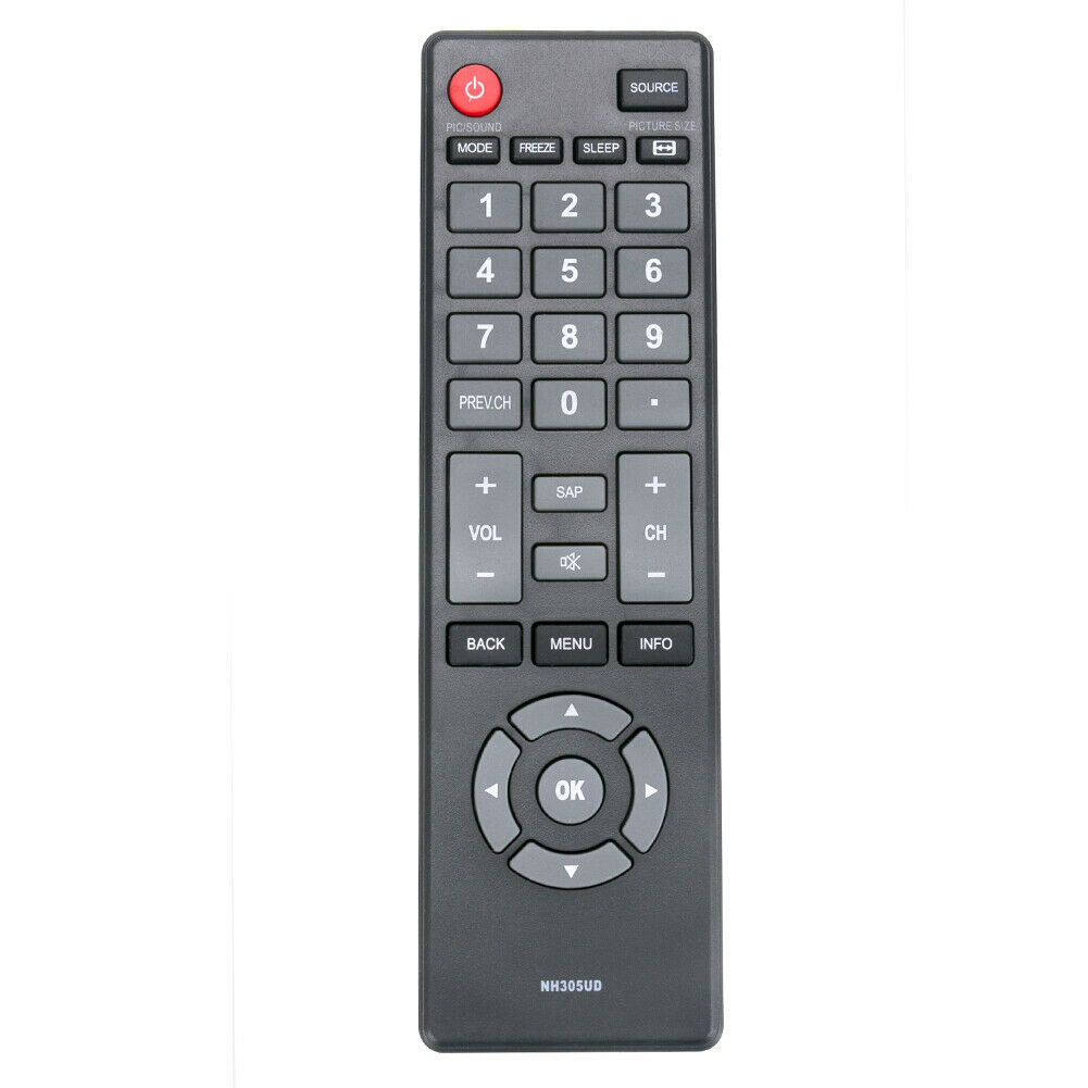 US New NH305UD Remote for Emerson TV LF501EM4F LF501EM5