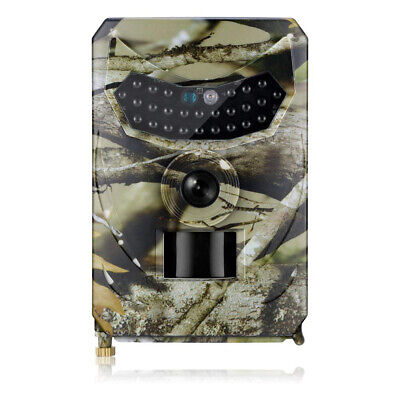 PR100 Hunting Camera Photo Trap 12MP Wildlife Trail Cameras for Hunting Game