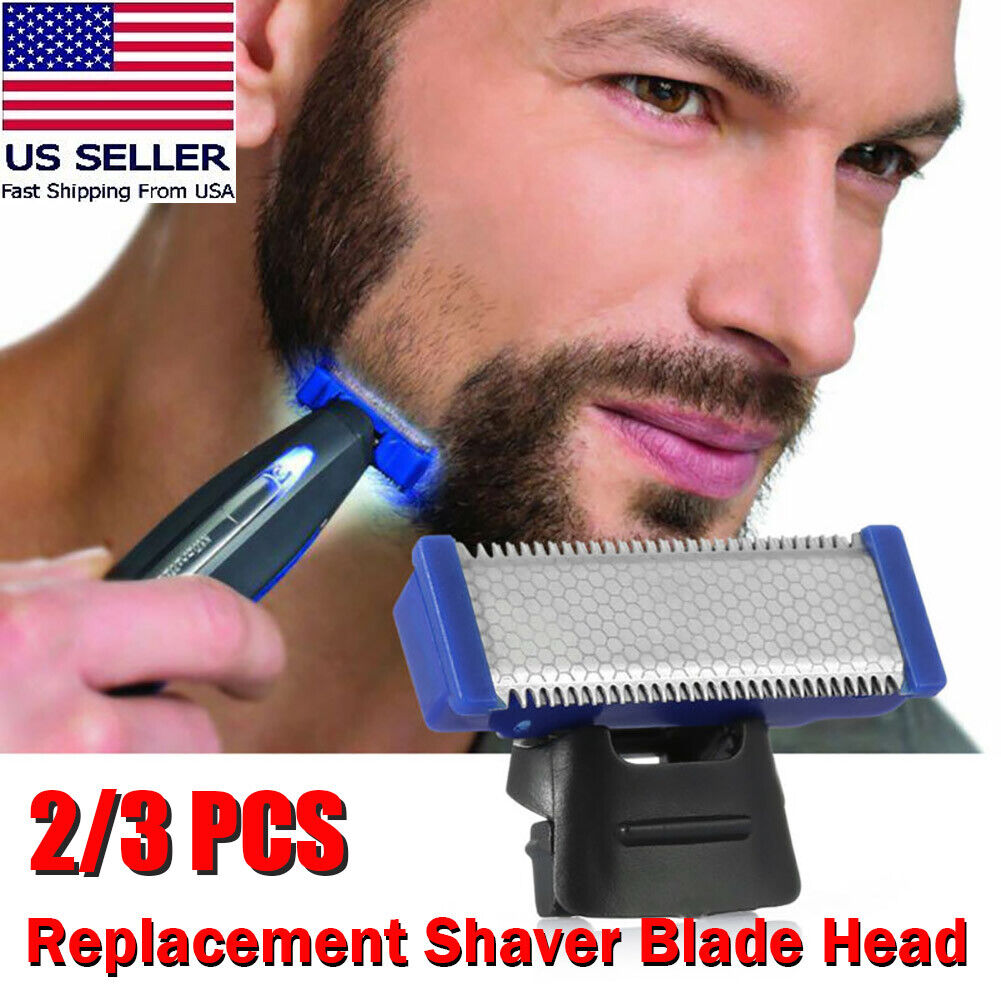 us men blade head shaver replacement