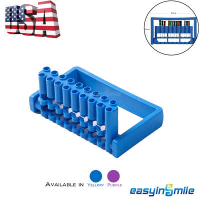 18 Holes Dental Endo Hand Engine Root Canal File Holder Sterilizing Easyinsmile