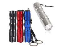 3W Police Waterproof Mini Torch