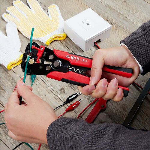 3-in-1 Self-Adjusting Cable Automatic Wire Stripper Wire Str