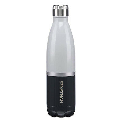 clear//nathan orange *NEU* Nathan Trinkflasche Shakershot Water Bottle 750 ml