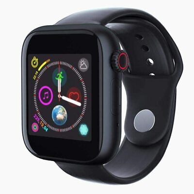 SMARTWATCH OROLOGIO CARDIOFREQUENZIMETRO BLUETOOTH ANDROID IOS FITNESS