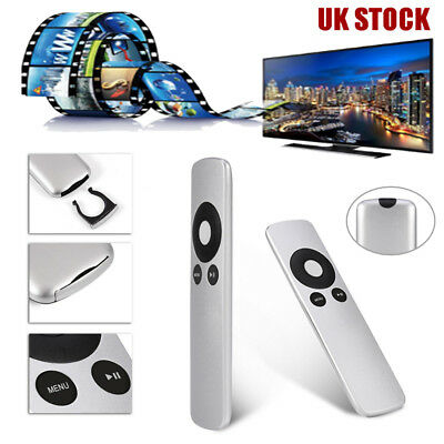 Universal Replacement Infrared Remote Controller for Apple TV1 TV2 TV3 UK STOCK