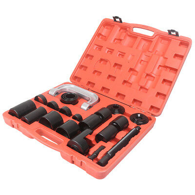 21PCS Ball Joint Auto Repair Tool Service Remover Installer Master Adapter Kit