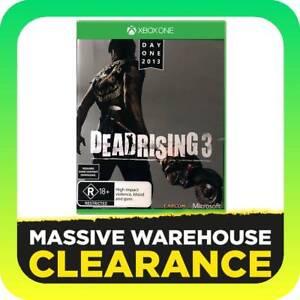 Dead Rising 3 (XB1, XBO, Xbox One) Tullamarine Hume Area Preview
