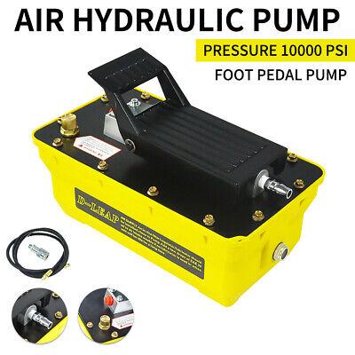 Air-powered Pump (HOT! Air Powered Hydraulic Pump Pedal pneumatic pump 2.3L Air Foot Pedal Pump)