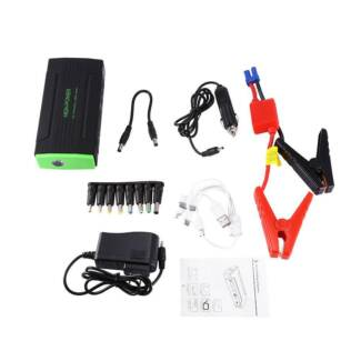 30000mAh Car Jump Starter Power Bank USB Charger phone laptop NEW