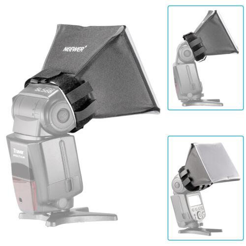 NEEWER Universal Flash Light Diffuser Softbox for Canon Nikon Sony DSLR
