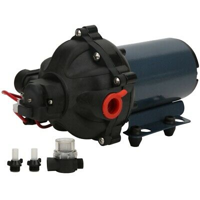 12v Water Yacht Micro Self-priming Diaphragm Pump Corrosion Resistance Cleaning