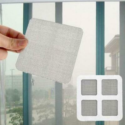 Anti-Insect Fly Bug Mosquito Door Window Net Repair Screen Patch Kit segunda mano  Embacar hacia Argentina