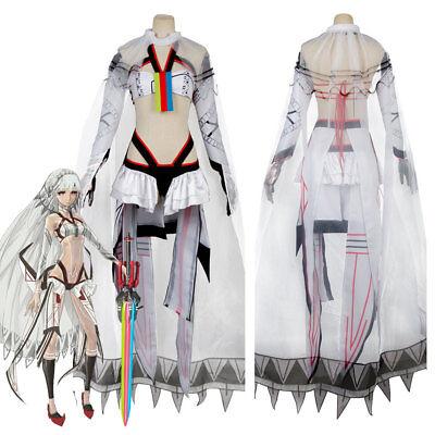 Fate/Grand Order Cosplay Costume Saber Altera Altila Etzel Attila Stage 2 Dress (Order Cosplay)