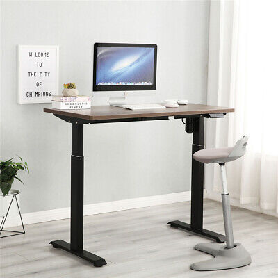 Height Adjustable Standing Desk Memory Touch Control Electric Sit Stand Desk