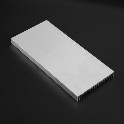 New Aluminum Heat Sink 30014020mm Cooling Heatsink For High Power Led Light