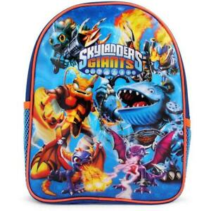 Skylanders Giants Toddler School Bag