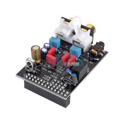 Hifi Dac Audio Sound Card Module I2s Led Interface For Raspberry Pi Pcm5122