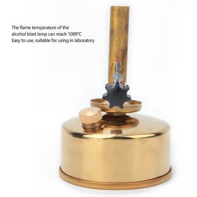 Laboratory Spirit Lamp Copper Alcohol Blast Burner Lamp Experimental Tool