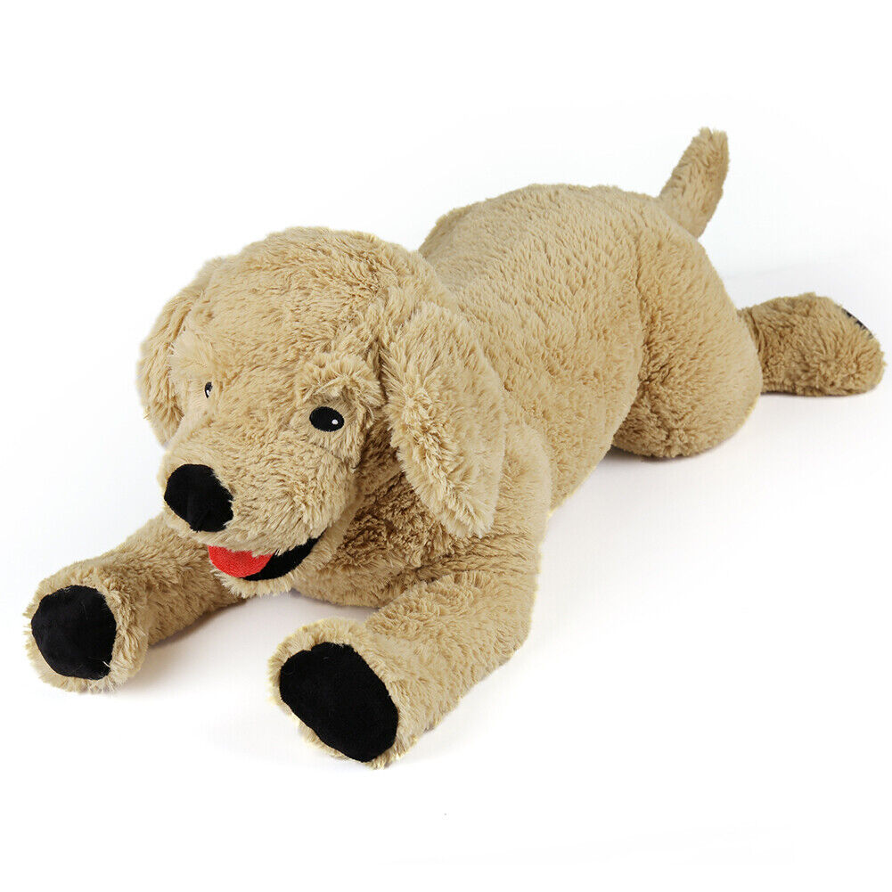 27'' Large Plush Dog Stuffed Animals Toys Baby Kids Child Bi