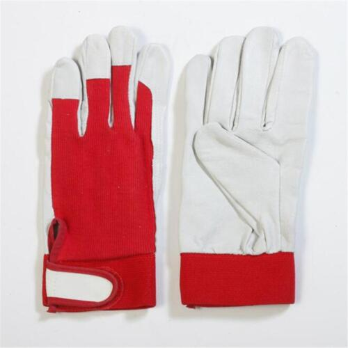 1 Paar Finger Weld Schweißhandschuhe Hitzeschild Cover Guard Sicherheitsschutz