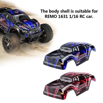Remote Control Model Car Body Shell RC Parts for REMO 1631 1/16  Scale RC Truck (Rc Truck Shell)