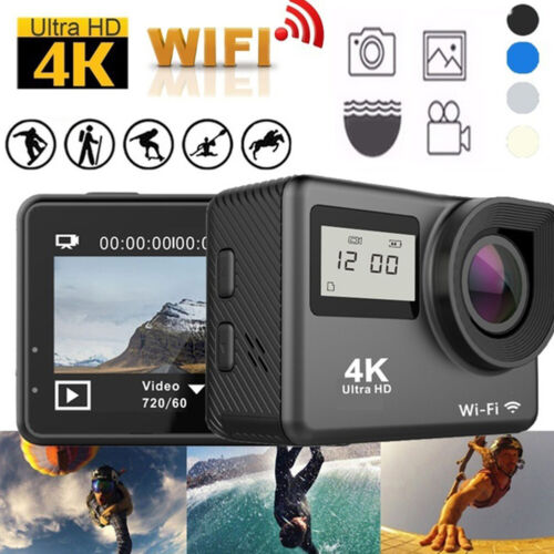 Go Pro Full HD Action Camera Sport Camcorder Waterproof DVR