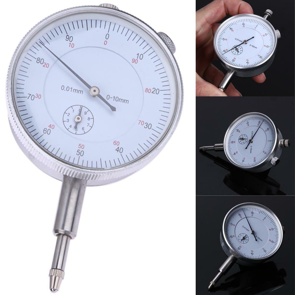 Precision Tool 0.01mm Accuracy Measurement Instrument Dial Indicator Gauge
